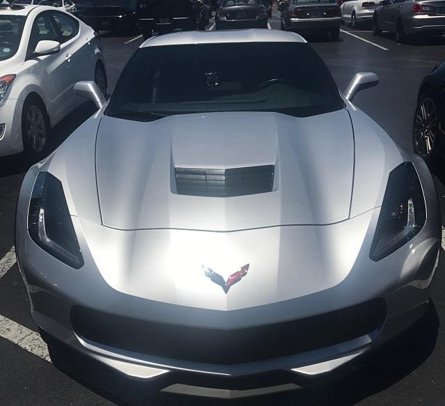 Chevrolet Leases: Chevrolet Corvette Car Lease Deals