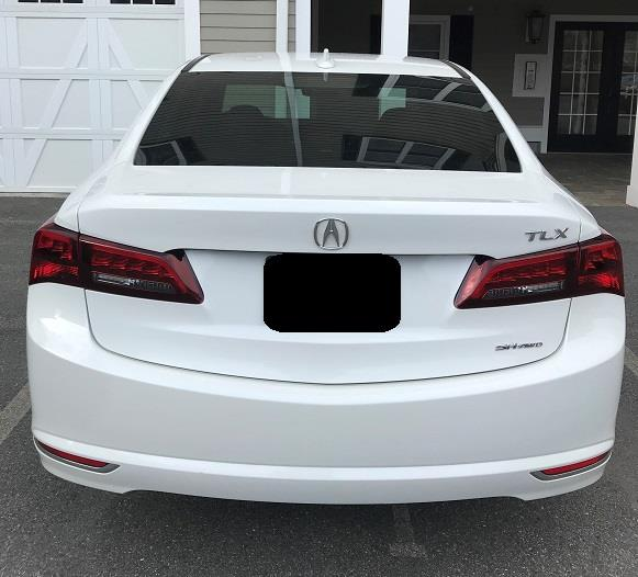 Acura TLX Car Lease In Wakefield