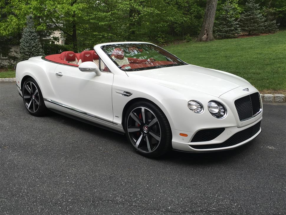 Bentley Continental Car Lease In Franklin Lakes