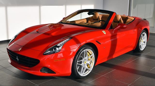 Ferrari California Car Lease in Long Island