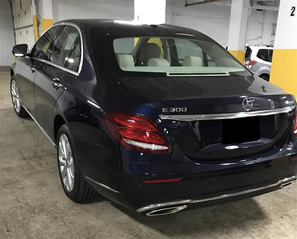 Mercedes-Benz E-class Car Lease in New York
