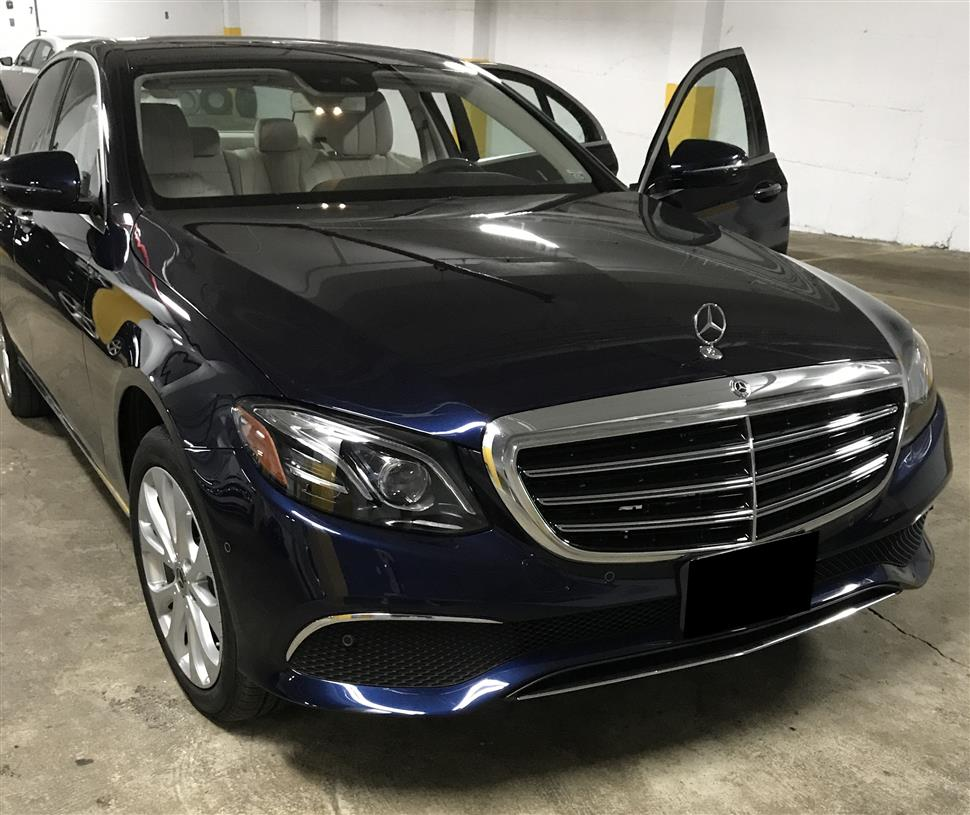 Mercedes-Benz E-class Car Lease in New York