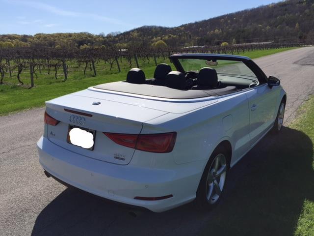 Audi A3 Car Lease in Naples