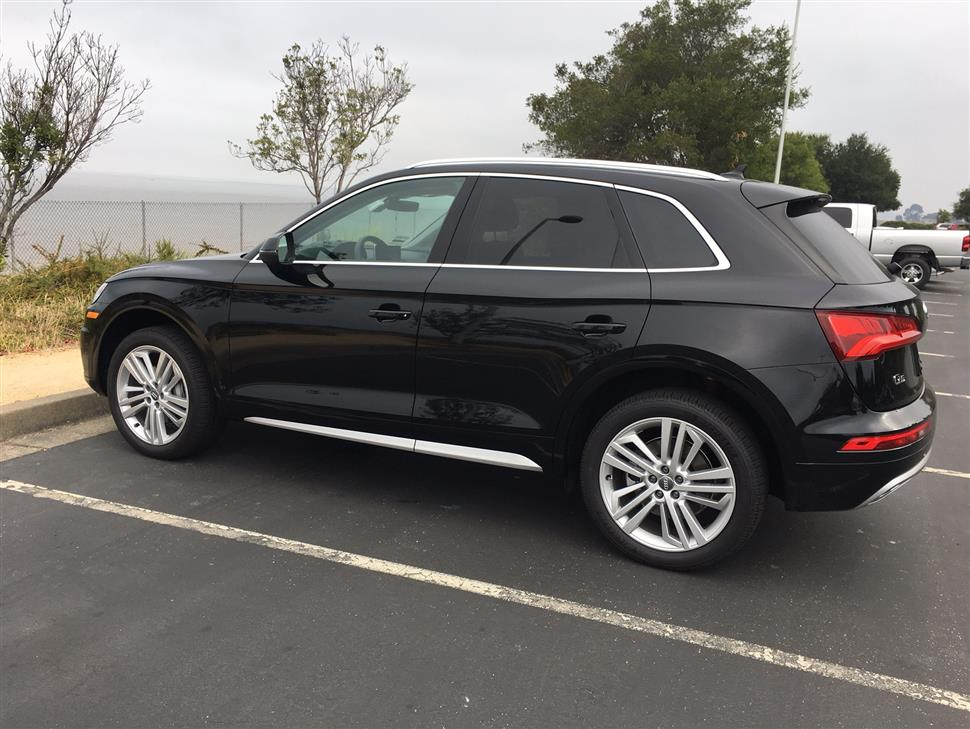 Audi Q5 Lease >> Audi Q5 Car Lease In San Rafael