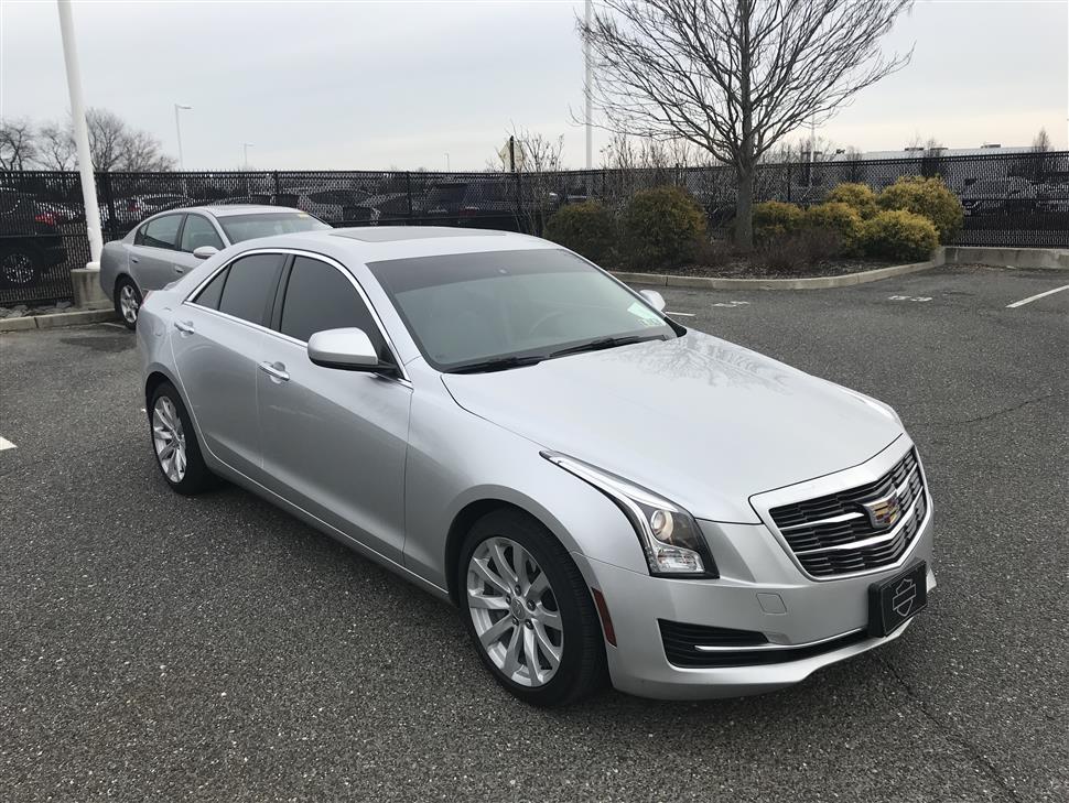 Cadillac ATS Car Lease in Philadelphia