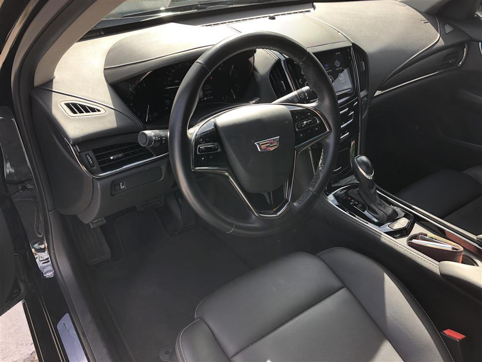 Cadillac ATS Car Lease in Miami