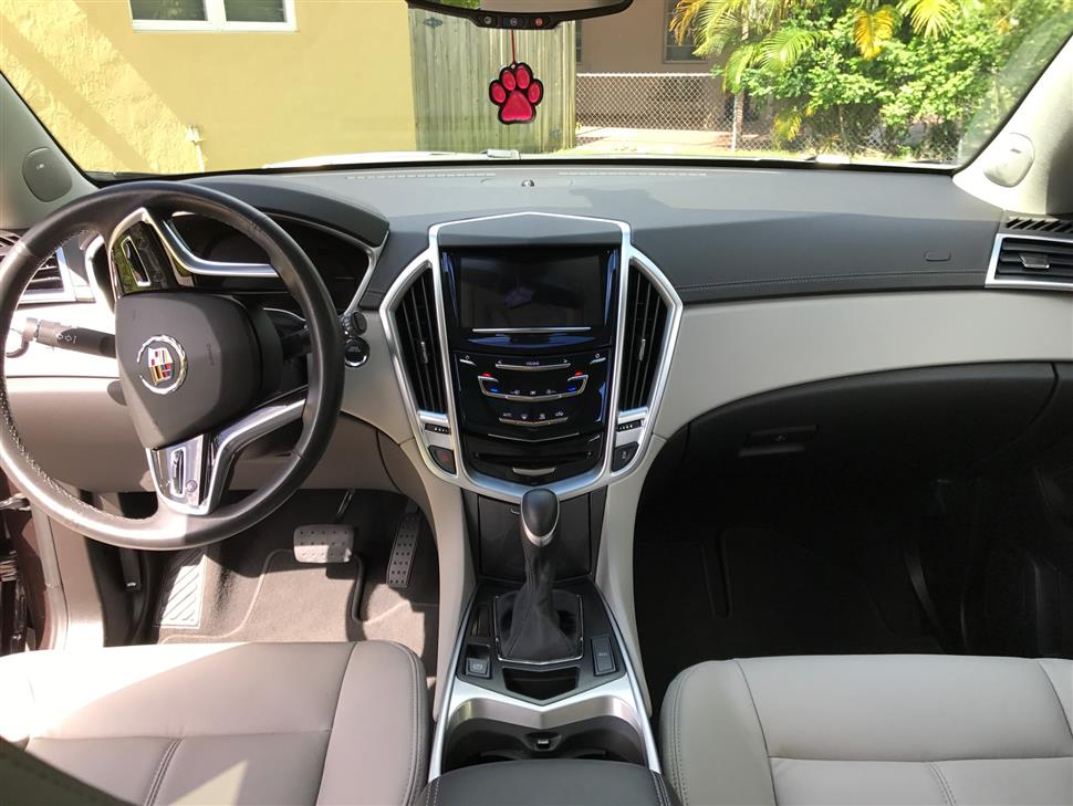 Cadillac SRX Car Lease in Miami Springs