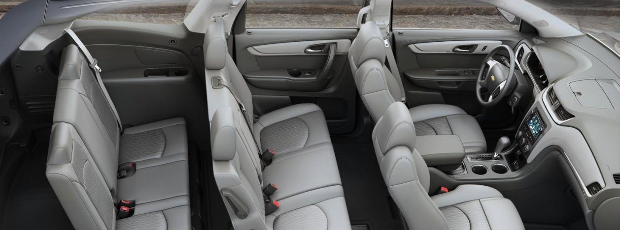 Chevrolet Traverse Car Lease in WILMINGTON