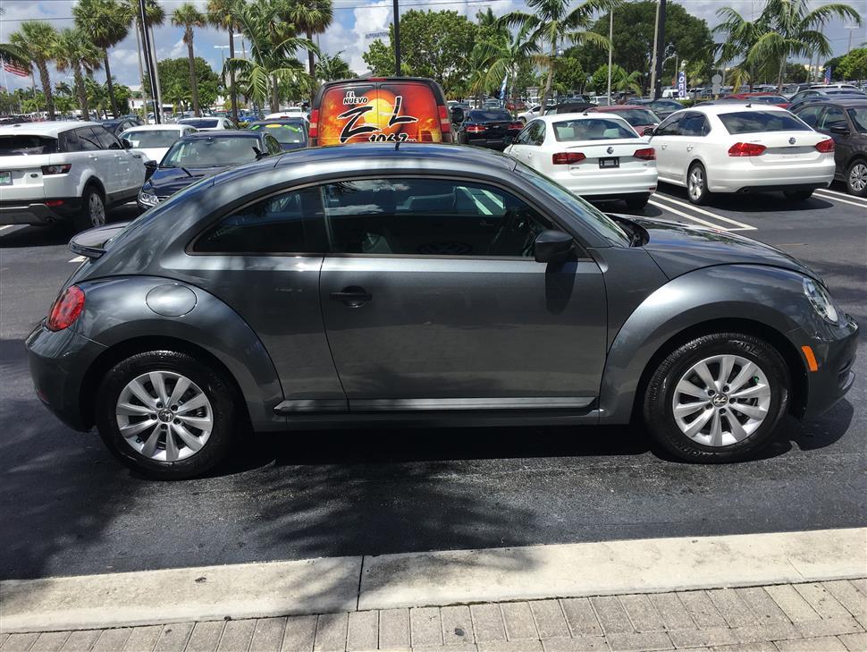 Volkswagen Beetle Car Lease in Sunny Isles Beach