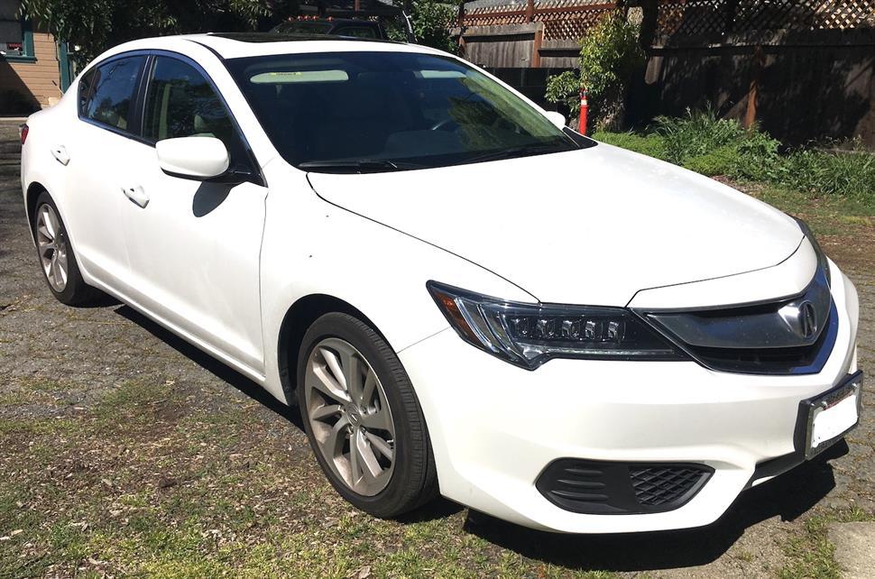 Acura ILX Car Lease In Concord