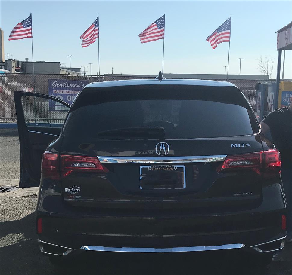 Acura MDX Car Lease In Rockaway