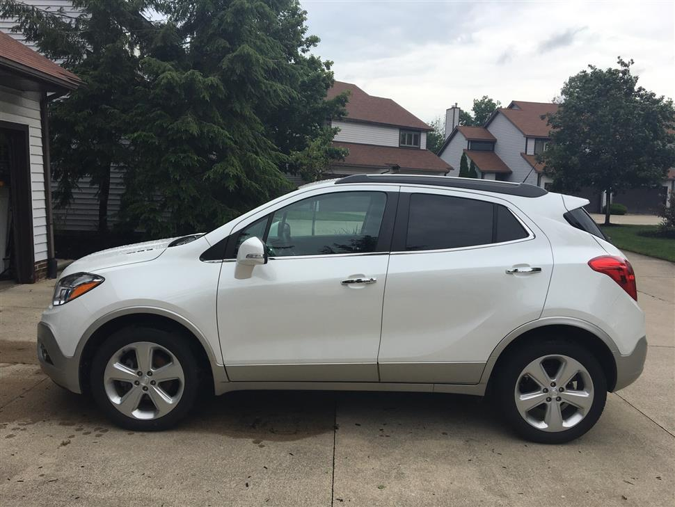 Buick Encore Car Lease in Medina