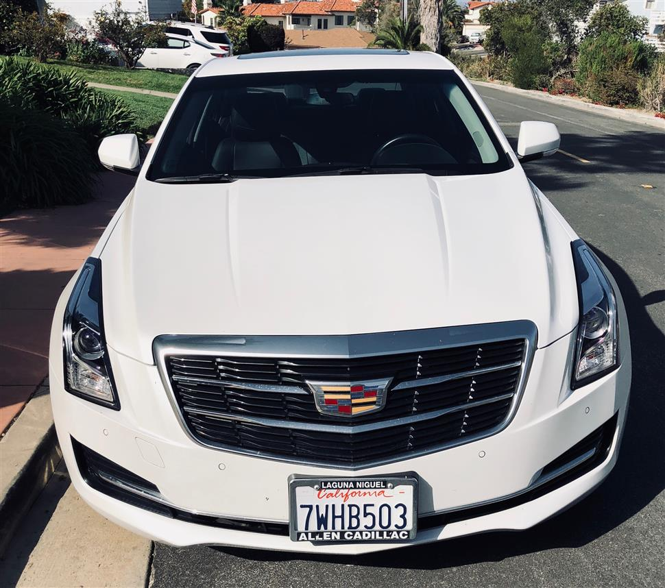 Cadillac ATS Car Lease in San Clemente