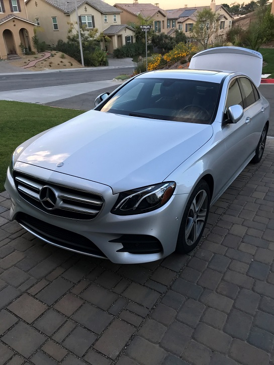 Mercedes Benz B Class Car Lease In Seattle